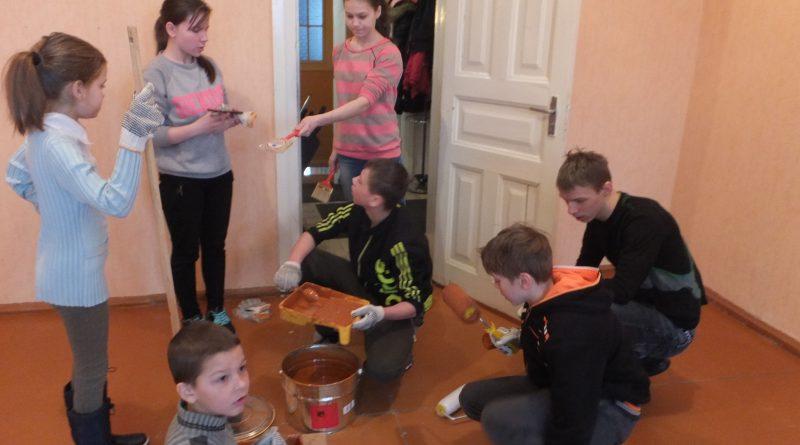Jauniešu brīvprātīgais darbs